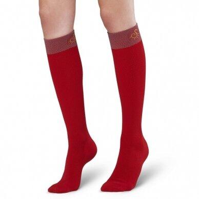 SOLIDEA Active Energy sportinės kompresinės kojinės