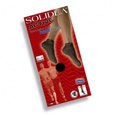 SOLIDEA Active Power Unisex sportinės kojinaitės 4