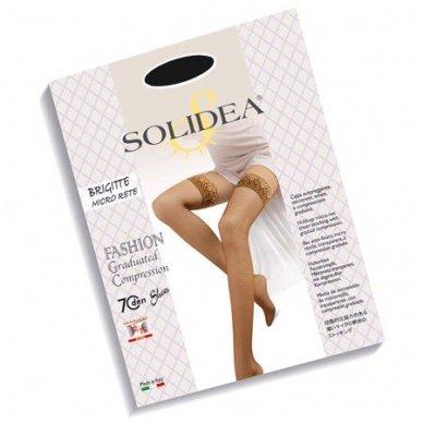 SOLIDEA Brigitte Micro Rete kompresinės kojinės 4