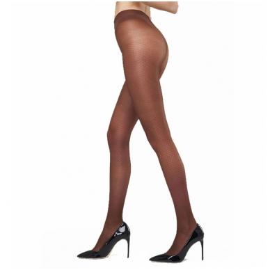 SOLIDEA Burlesque 70 tinklinės kompresinės pėdkelnės