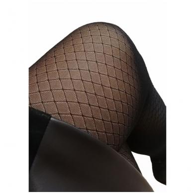SOLIDEA Burlesque 70 tinklinės kompresinės pėdkelnės 3