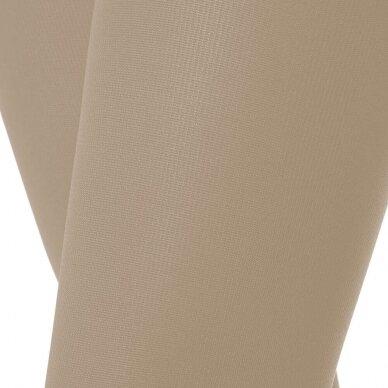 SOLIDEA Catherine Ccl.2 Plus line Punta Aperta kompresinės kojinės atvirais pirštais 4