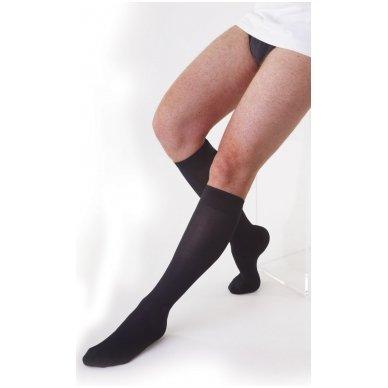 SOLIDEA Diabetic kojinės iki kelių diabetikams 2