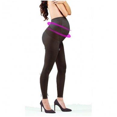 SOLIDEA Leggings Maman 70 kompresinės tamprės nėščiosioms