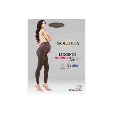 SOLIDEA Leggings Maman 70 kompresinės tamprės nėščiosioms 3