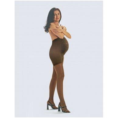 SOLIDEA Magic Maman 70 sheer kompresinės pėdkelnės nėščiosioms 6