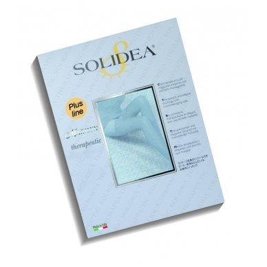 SOLIDEA Marilyn Ccl.2 Plus kompresinės kojinės atvirais pirštais