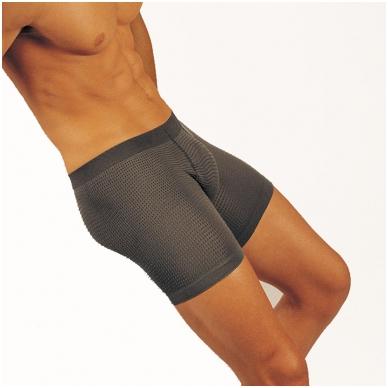 SOLIDEA Micromassage Panty Effect vyriški šortai