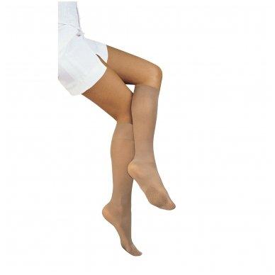SOLIDEA Miss Relax 100 sheer kompresinės kojinės iki kelių 2