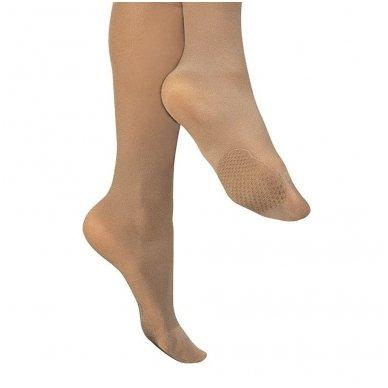 SOLIDEA Miss Relax 100 sheer kompresinės kojinės iki kelių 3