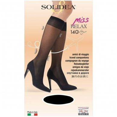 SOLIDEA Miss relax 140 Ccl1 moteriškos kompresinės kojinės 3