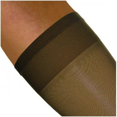 SOLIDEA Miss Relax 70 sheer kompresinės kojinės iki kelių 5