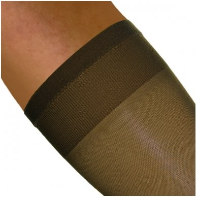 SOLIDEA Miss Relax 70 sheer moteriškos kompresinės kojinės iki kelių 5