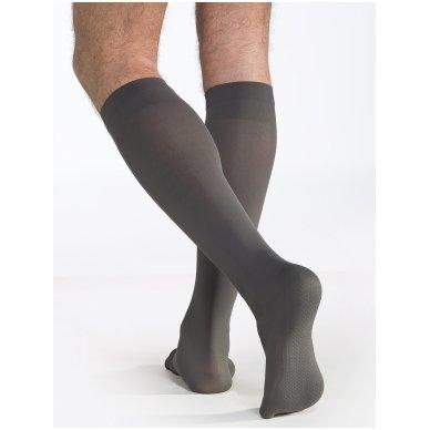 SOLIDEA Relax Unisex 70 den compression knee highs
