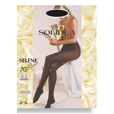 SOLIDEA  Selene 70 den matētas kompresijas 12/15 mmHg zeķbikses 2