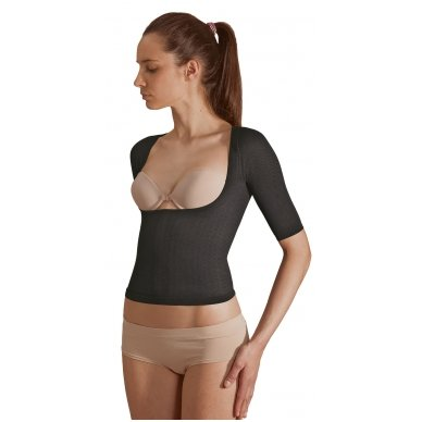 SOLIDEA Silver Wave Top anticeliulitiniai marškinėliai