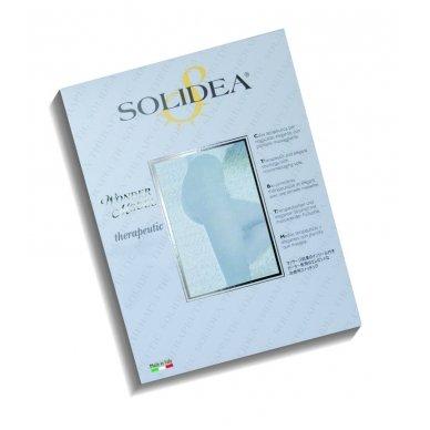 SOLIDEA Wonder Model Ccl.2 kompresijas zeķbikses ar vaļēju purngalu