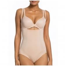 SPANX OnCore stipriai formuojantis triko atvira krūtine