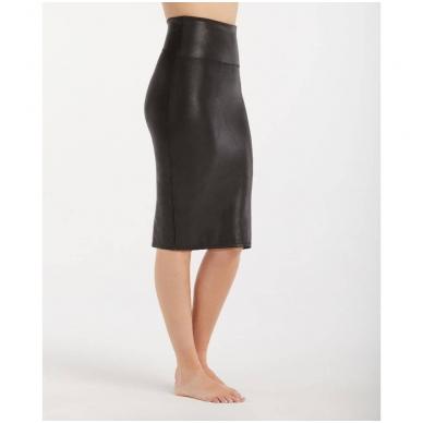 """SPANX Wow odos imitacijos formuojantis """"pieštuko"""" formos sijonas 2"""
