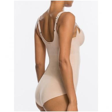 SPANX OnCore stipriai formuojantis triko atvira krūtine 3