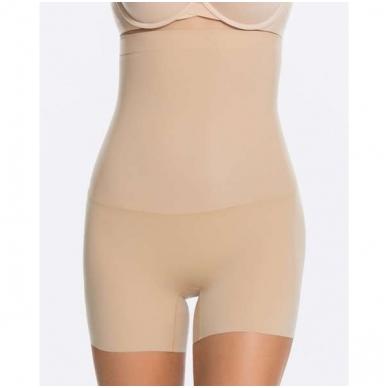 SPANX Shape my day корректирующие шорты с завышенной талией 3