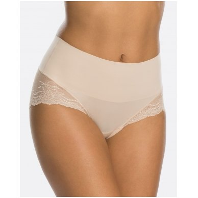 SPANX Undie-tectable Lace Hi-Hipster Panty 2